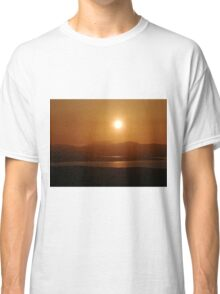 Honey Coloured Donegal Hills - Ireland Classic T-Shirt