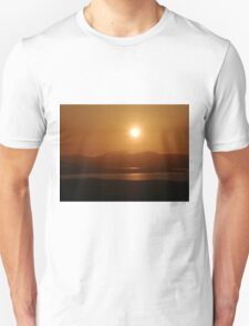 Honey Coloured Donegal Hills - Ireland T-Shirt