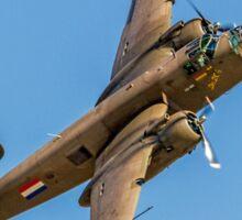 B-25J Mitchell 44-29507/PH-XXV Sticker