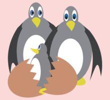Penguin Surprise by Pastis