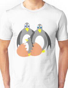 Penguin Surprise Unisex T-Shirt