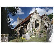 All Saints Church, Staplehurst Poster