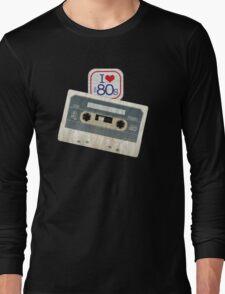 I Love the 80s - Cassette T-Shirt