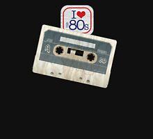 I Love the 80s - Cassette Men's Baseball ¾ T-Shirt