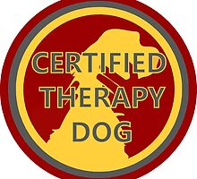 Animal Assisted Activities  - THERAPY DOG logo 11 by SofiaYoushi