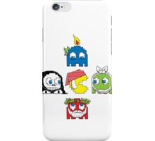 The Christmas Ghosts iPhone Case/Skin