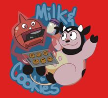 Milk and Cookies Kids Clothes