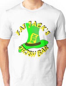 Fat Jacks Irish Bar Unisex T-Shirt