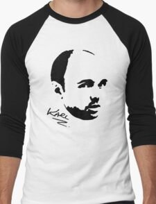 Karl Pilkington - Karl Men's Baseball ¾ T-Shirt