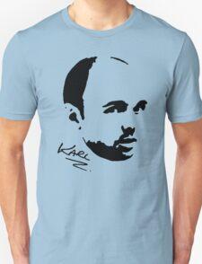 Karl Pilkington - Karl Unisex T-Shirt