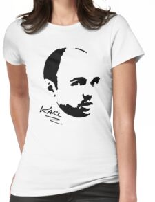 Karl Pilkington - Karl Womens Fitted T-Shirt