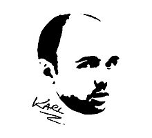 Karl Pilkington - Karl Photographic Print