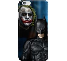 Wanna know how I got these scars iPhone Case/Skin
