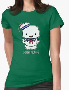 Hello Sailor! Womens Fitted T-Shirt