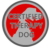 Animal Assisted Activities  - THERAPY DOG logo 12 by SofiaYoushi