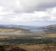 Inch Island Donegal , Ireland by mikequigley