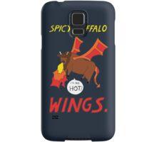 Spicy Buffalo Wings Samsung Galaxy Case/Skin