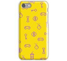 Oldschool gaming inspired design iPhone Case/Skin