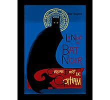 Gotham Fine Art Gallery: La Bat Noir Photographic Print