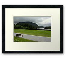 Killarney view Framed Print