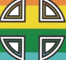 Golf Pride World Wide Sticker