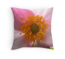Dandy Flower Throw Pillow