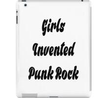 Punk Rock iPad Case/Skin