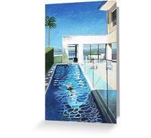 Olympionica Redondo Beach Greeting Card