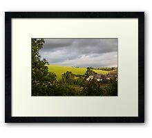 Country Living Framed Print