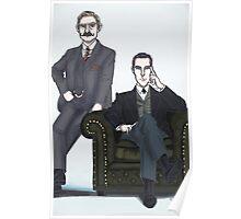 Victorian Johnlock Poster