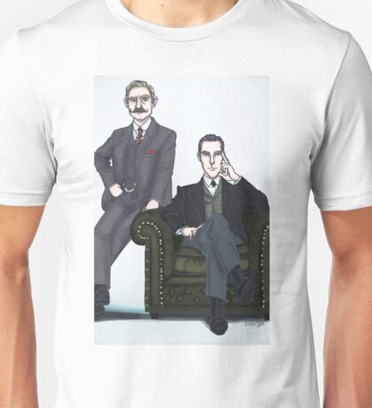 Victorian Johnlock Unisex T-Shirt