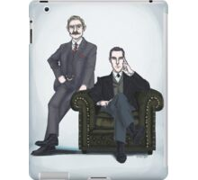 Victorian Johnlock iPad Case/Skin
