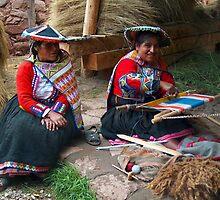 Local Peruvian Women by Martyn Baker   Martyn Baker Photography