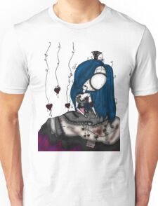 Lonely doll. Unisex T-Shirt