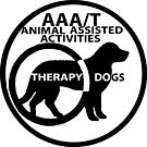 Animal Assisted Activities  - THERAPY DOG logo 15 by SofiaYoushi