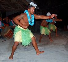 Tongan Warrior by Martyn Baker | Martyn Baker Photography