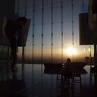 Canberra Morning,Airport by Tom McDonnell