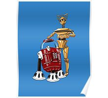 The Bots You're Looking For Poster