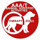 Animal Assisted Activities  - THERAPY DOG logo 16 by SofiaYoushi