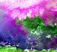 Sometimes The Sky Belongs To Me by Angela  Burman
