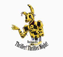 Springtrap - Thriller FNaF 3  Unisex T-Shirt