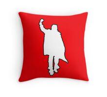 Bender Walking Throw Pillow