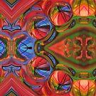 Rainbow Spheres by Sherilee Evelyn