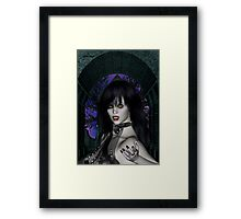 Welcome To My World Framed Print