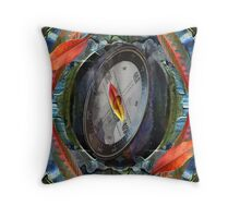 My Compass Points South Throw Pillow