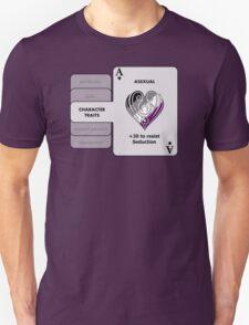 Asexual Character Bonus (Heart Symbol) T-Shirt