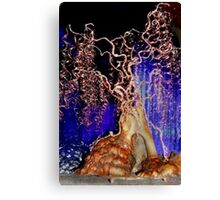 Twisted Willow Canvas Print