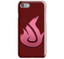 Guild Wars 2 Inspired Elementalist logo iPhone Case/Skin