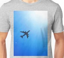 into the blue Unisex T-Shirt
