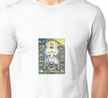 Freemasonry Darkness To Light Unisex T-Shirt